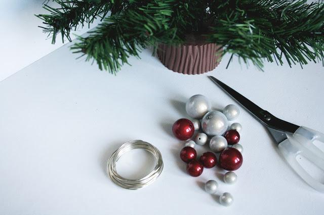 guirlande, perle, sapin, diy, décoration, noel, aurora borealis, perle des loisirs