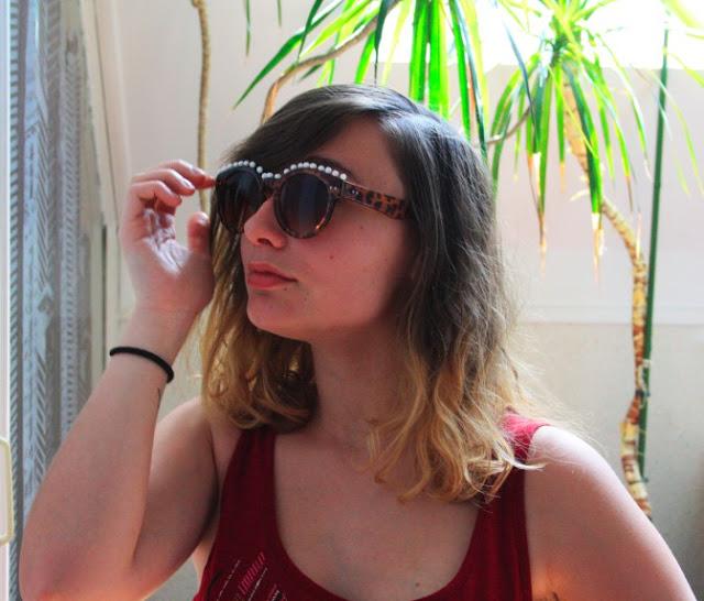 DIY, lunettes, perles, aurora borealis, ambassadrice, perle des loisirs